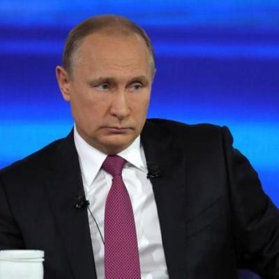 Вопрос школьника загнал Путина в тупик (видео)