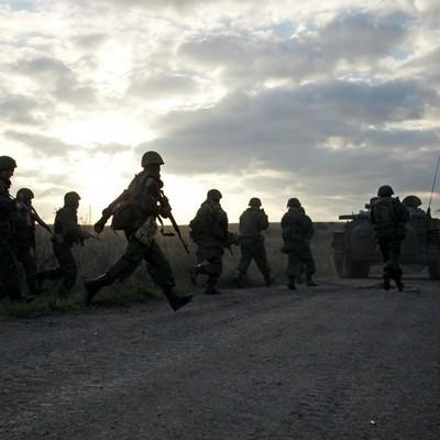 Боевики полсотни раз открывали огонь по украинских бойцах, один военный погиб - штаб АТО