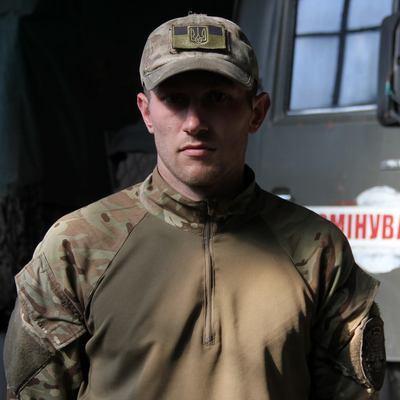 На Донбассе умер командир саперной роты, у которого осталась беременная жена (фото)
