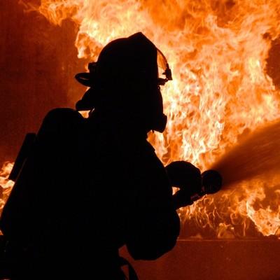 В Одессе в помещении будущего штаба ВМС произошел пожар и взрыв