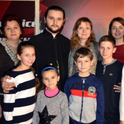 Дочь победителя «Голос країни-7» пришла на кастинг «Голос. Діти-4» (фото)