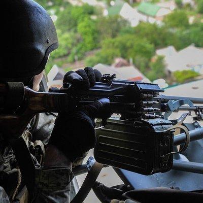 Обстановка на Донбассе стабилизировалась - штаб