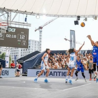 Венгрия не пустила Украину в финал ЧМ по баскетболу 3х3