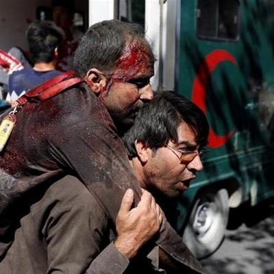 Взрыв у банка в Афганистане: Десятки жертв