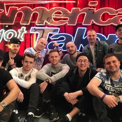 Украинский танцевальный коллектив покорил шоу «Америка имеет талант» (видео)
