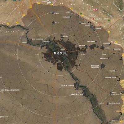 Премьер Ирака анонсировал полное освобождение Мосула в течение нескольких дней