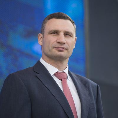 Виталий Кличко рассказал, когда откроется полностью обновленный парк «Владимирская горка»