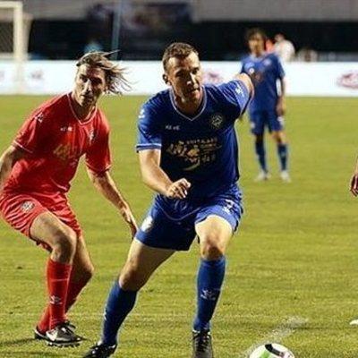 Шевченко забил победный гол в матче за сборную звезд Европы