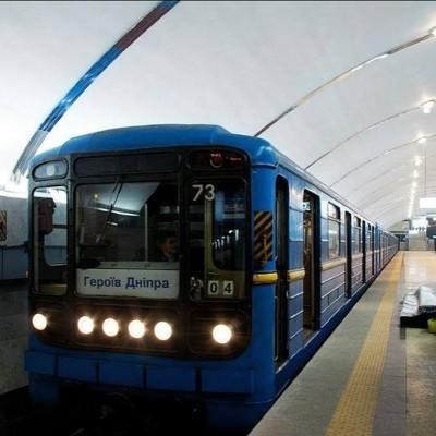 В киевском метро тестируют новую систему видеоинформирования
