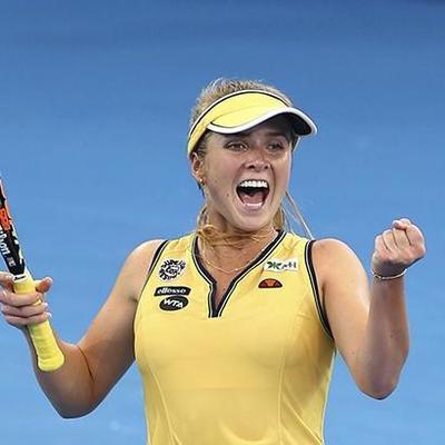 Свитолина сохранила место в топ-5 рейтинга WTA