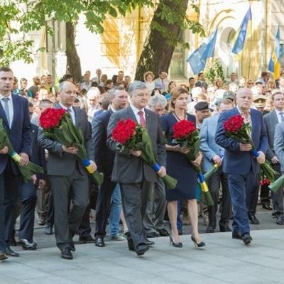 Виталий Кличко поздравил украинцев с Днем Конституции: «Главное, чтобы нормы Основного закона были не только декларациями, а реально работали на благо граждан»