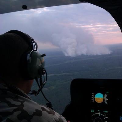 Чернобыль пылает: новые подробности страшного ЧП