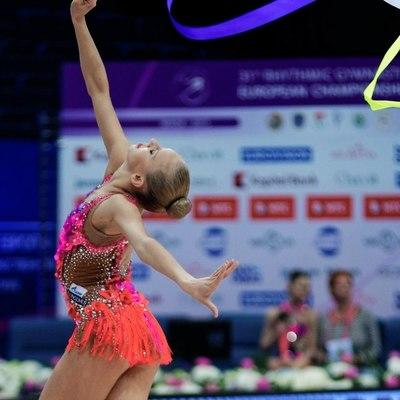 Киев примет чемпионат Европы по художественной гимнастике в 2020 году