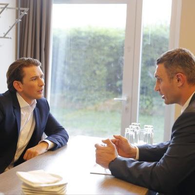 Кличко предложил главу ОБСЕ назначить спецпредставителя по вопросу урегулирования конфликта на Донбассе