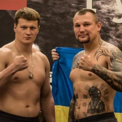 Украинский боксер Андрей Руденко проиграл бой за титулы WBO и WBA