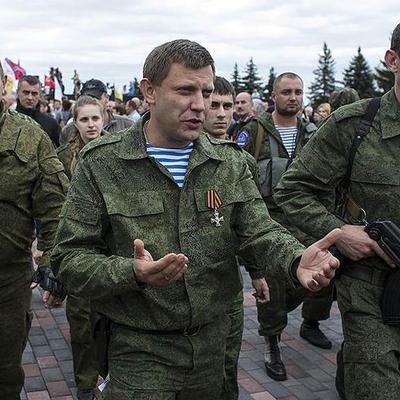 «В Китае купил»: Соцсети посмеялись над новым пистолетом Захарченко
