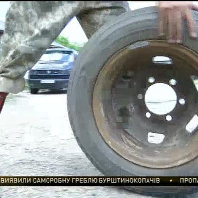 Демобилизованные бойцы АТО открыли СТО, где реанимируют автомобили для передовой (видео)