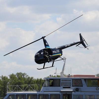 Нацполицию планируют оснастить вертолетами
