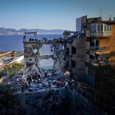 Трагедия в Италии всколыхнула всю Европу (фото)