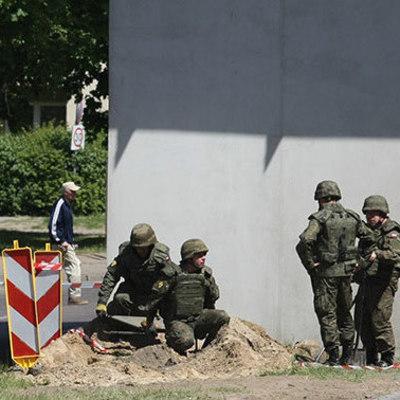 В Польше эвакуировали десять тысяч человек из-за бомбы времен войны