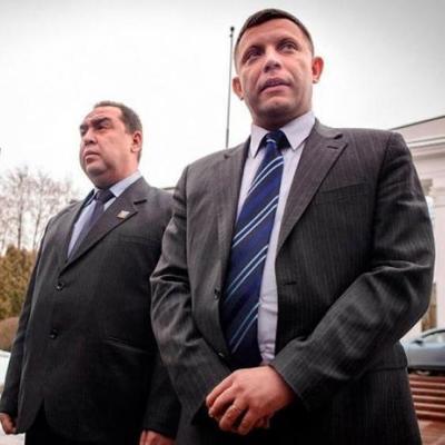 Стало известно, в чьих руках судьба Захарченко и Плотницкого