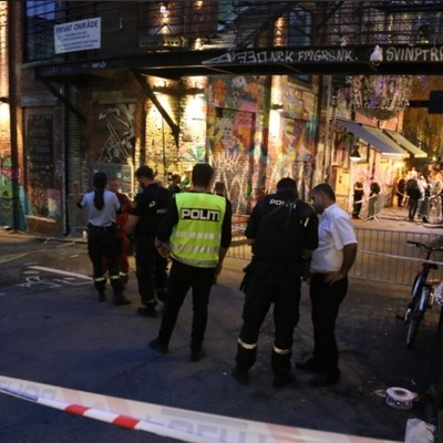 В ночном клубе Осло произошла стрельба (фото)