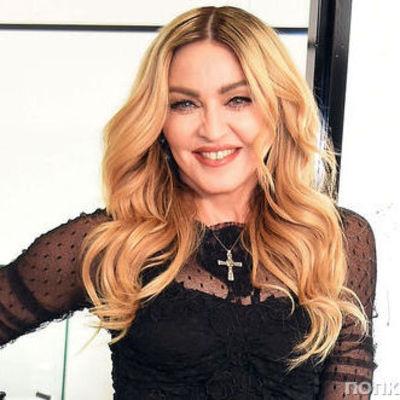 В Африке Мадонна открыла больницу и назвала ее в честь дочери (фото)
