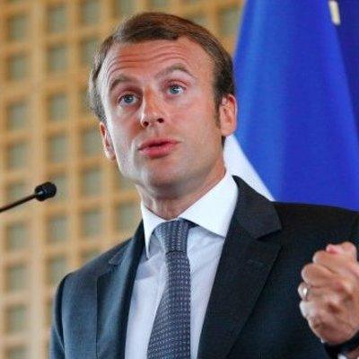 Макрон раскритиковал Германию из-за дисбаланса в Еврозоне