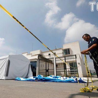 Кровавый день рождения: в Мексике расстреляли гостей на детском празднике (фото)