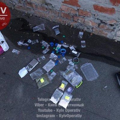 В Киеве подростки наладили собственный наркобизнес (фото)
