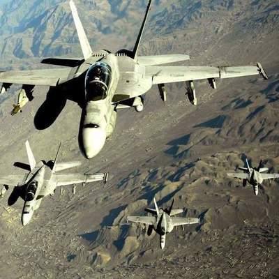 Школа в Афганистане подверглась авиаудару