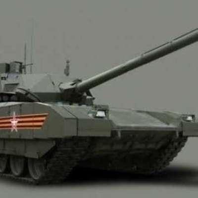 В России озвучили любопытную деталь по танкам «Армата»