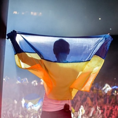 До мурашек, – Вакарчук показал первое исполнение гимна Украины