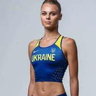 Украинская прыгунья Юлия Левченко стала победительницей чемпионата Европы