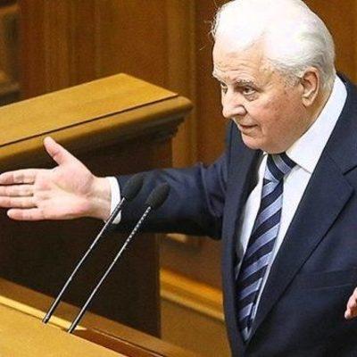 Почему Украина потеряла Крым и Донбасс. Версия Кравчука
