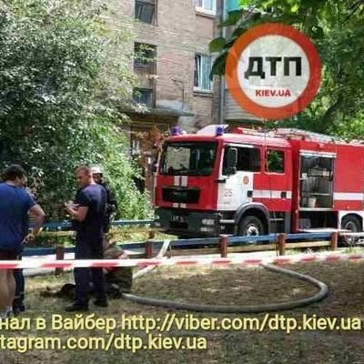 В Киеве ребенок погиб из-за опасной игры с огнем и спичками