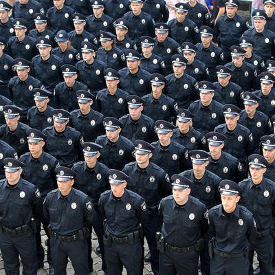 В Киеве снова открыли набор в патрульную полицию