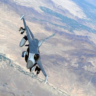 Авиация США по ошибке нанесла удар по афганских полицейских, есть погибшие