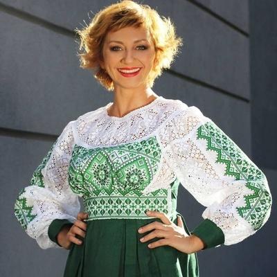 Известная украинская актриса призналась, что отправила сына на фронт