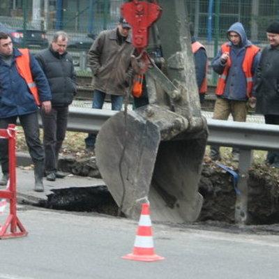 В Киеве на три месяца частично перекроют оживленную улицу