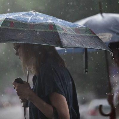 В среду в Украине будут сильные дожди