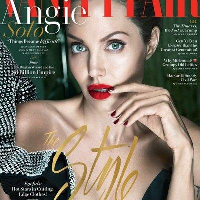 Анджелина Джоли дала откровенное интервью о разводе и пережитой болезни