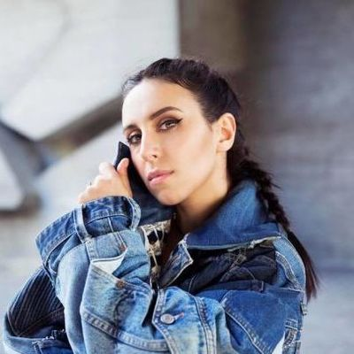 Джамала посветила бюстом в смелой фотосессии (фото)