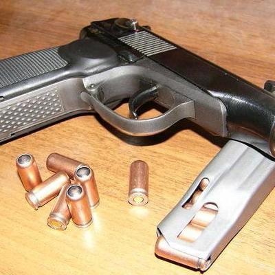 На столичной Татарке подстрелили 24-летнего парня
