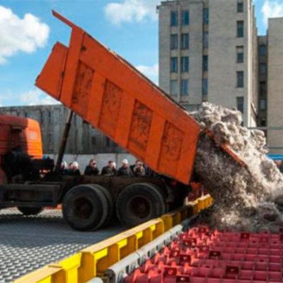 В Киеве хотят построить снегоплавильный пункт за 43 миллиона гривен
