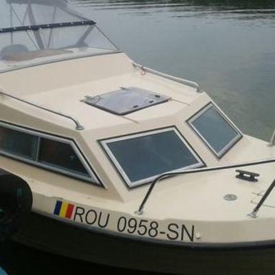 Пограничники на Дунае задержали румынский катер
