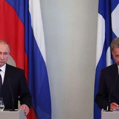 Президенты РФ и Финляндии обсудили Украину