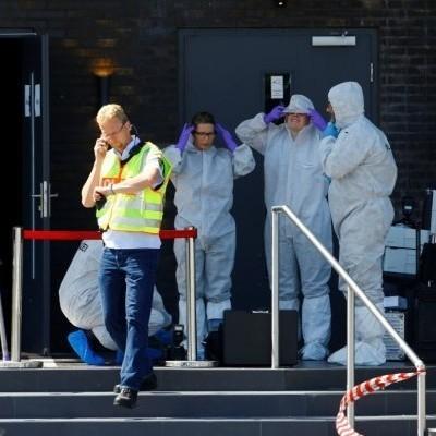 Стрельба в ночном клубе Германии: преступник умер в больнице (фото, видео)