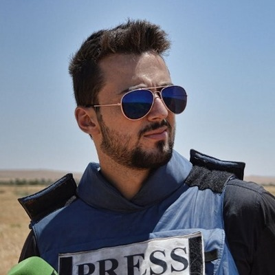 При ракетном обстреле в Сирии погиб корреспондент российского телеканала
