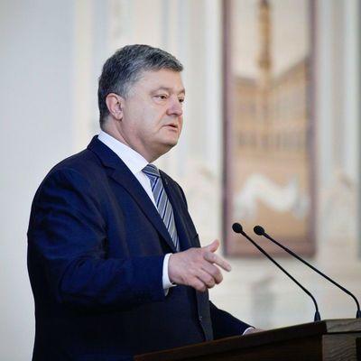 Порошенко подписал закон о Конституционном суде